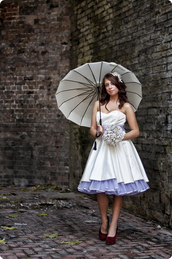 Karen Spencer for The Little Bridal Company