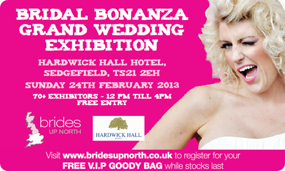 Hardwick Hall - Brides Up North Bridal Bonanza - Spring 2013