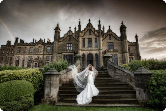 Allerton Castle Wedding by Chris Chambers Photography
