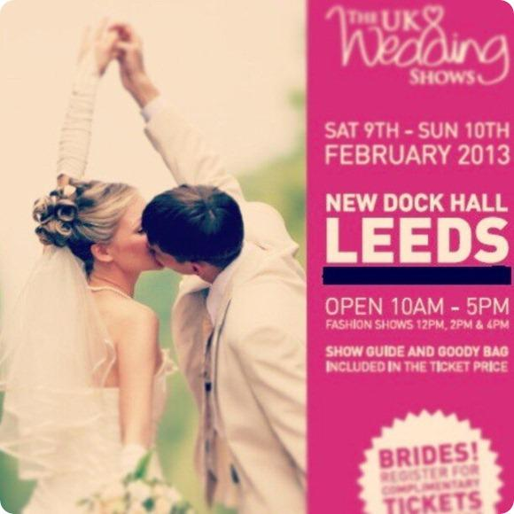 The UK Wedding Shows, Leeds