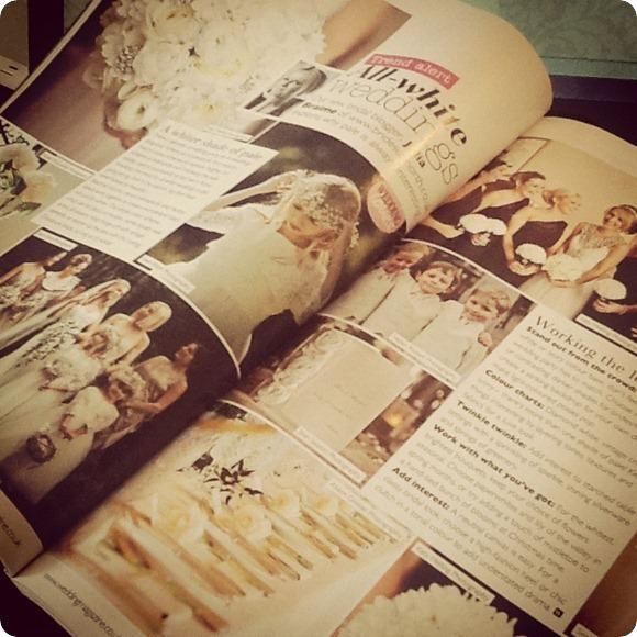 Wedding Magazine August/ September 2012