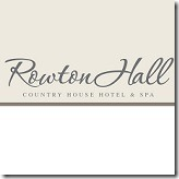 Rowton Hall Country House Hotel & Spa