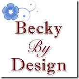 Becky By Design