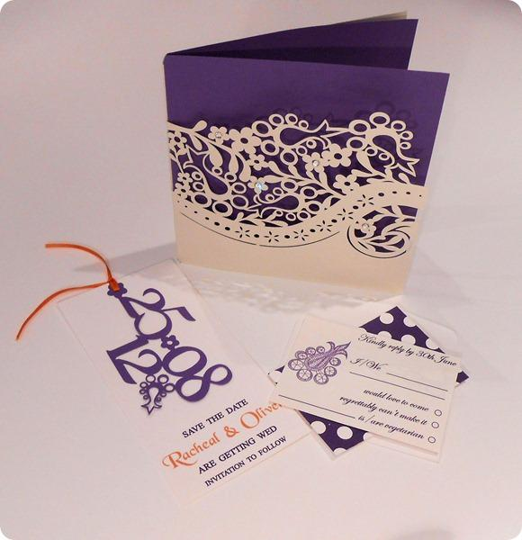 Hand-Held-Designs Wedding Stationery