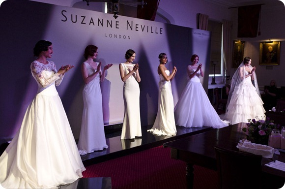 Brides Up North UK Wedding Blog: Suzanne Neville Wedding Dress Designer