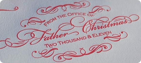 Brides Up North UK Wedding Blog: Letter To Santa