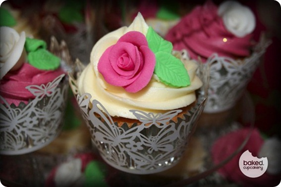 Brides Up North UK Wedding Blog: Baked Cupcakery