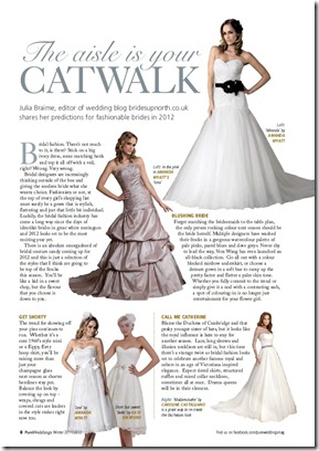 Brides Up North UK Wedding Blog: Pure Weddings Magazine