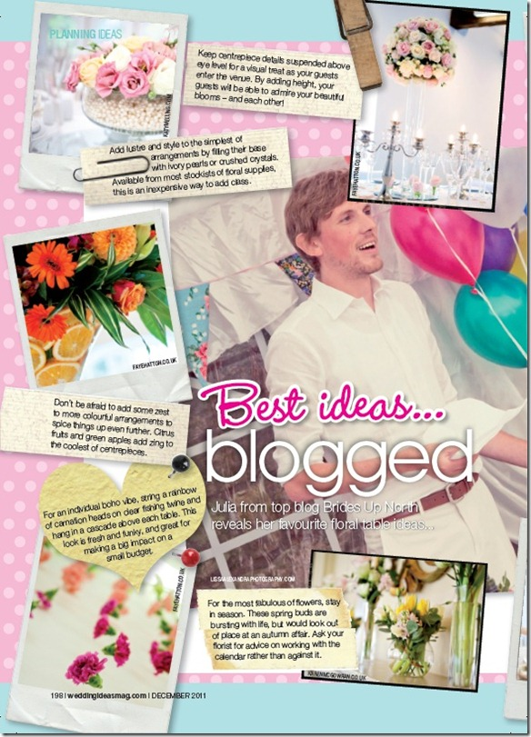 Brides Up North UK Wedding Blog: Wedding Ideas Magazine
