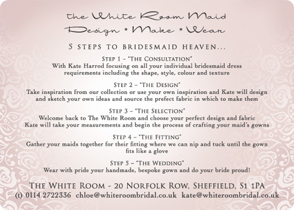The White Room Maid