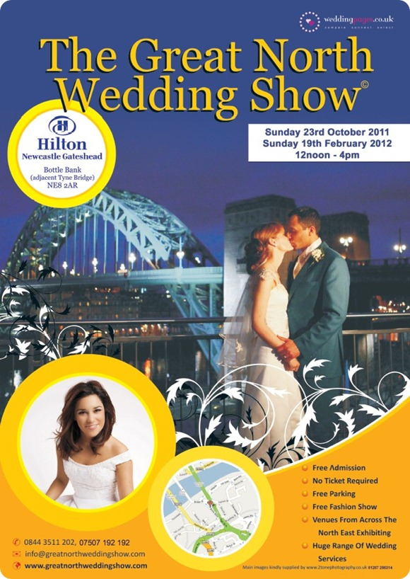 The Great North Wedding Show