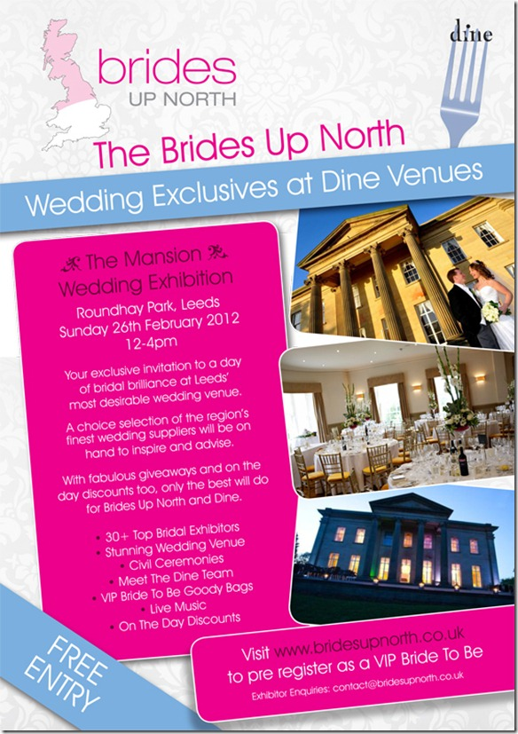 The Brides Up North Wedding Exclusive at The Mansion