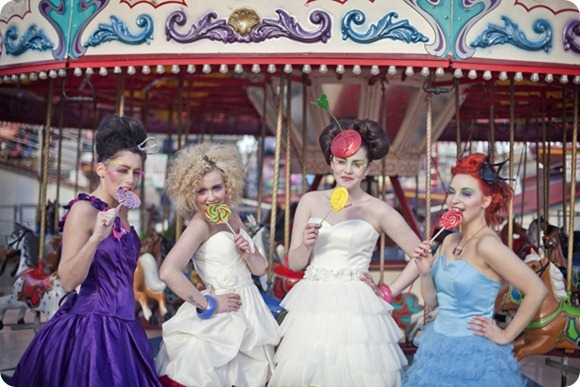 Wedding Carnival, North West Wedding Fair, Mark Tattersall Photography