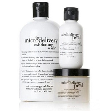 Philosophy Microdelivery Exfoliating Kit