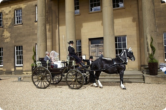 Rise Hall - Horse & Carriage
