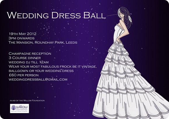 You Are Cordially Invited To The Wedding: You Are Cordially Invited To The Wedding Dress Ball