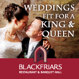 Blackfriars Weddings