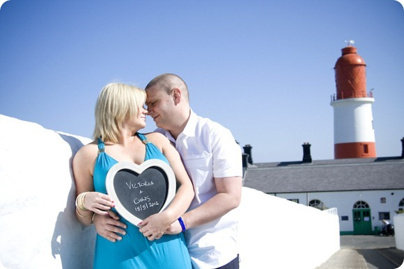 A Real Engagement in the North East by Katie Byram Photography