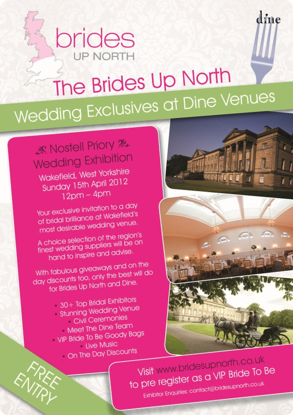 Nostell Priory Wedding Exhibition