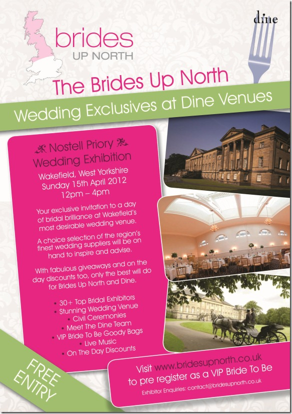 Nostell Priory Wedding Fair