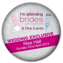 Rise Hall Wedding Fair