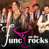 Func On The Rocks Wedding Band