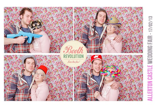 Booth Revolution at Allerton Castle