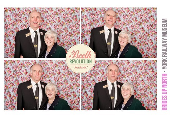 =Booth Revolution at The National Railway Museum Wedding Fair