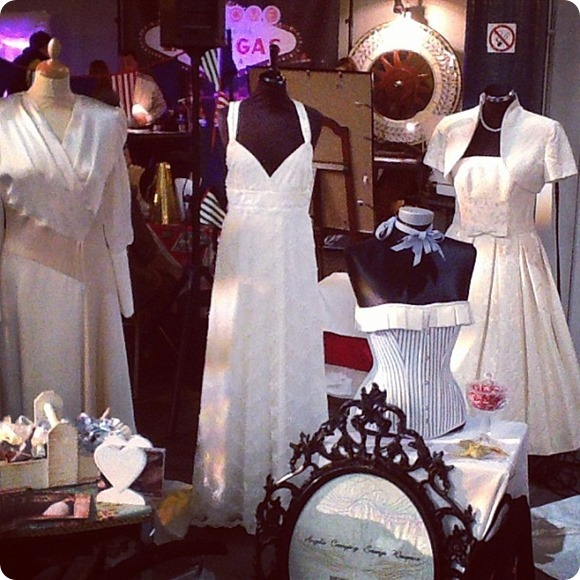 Brides Up North Wedding Exhibiton at The National Railway Museum