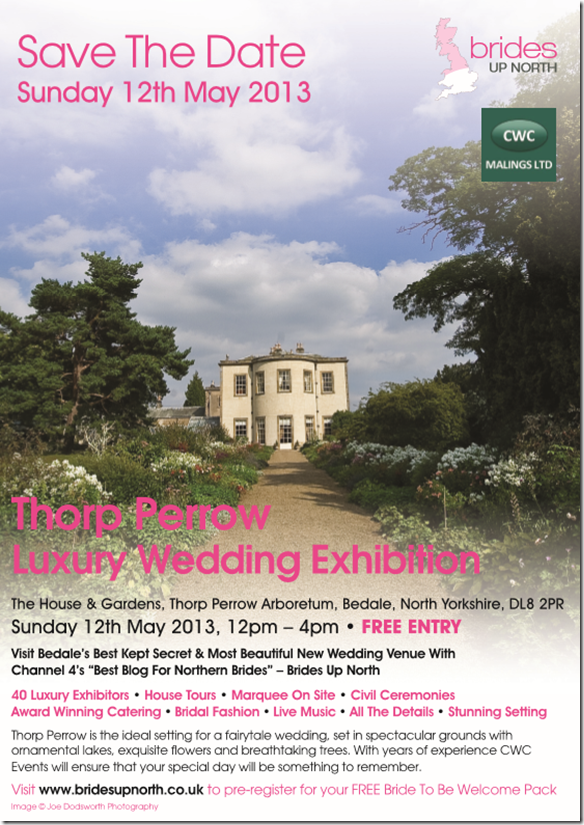 Thorp Perrow Wedding Fair