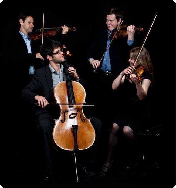 The Lancashire String Quartet