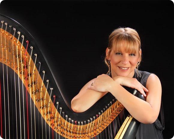 Bella Rose Harpist