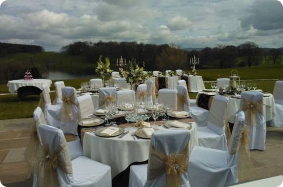 Simply Bows and Chair Covers