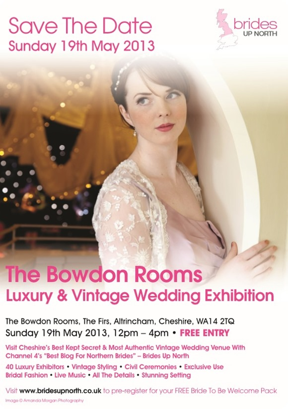 The Bowdon Rooms Luxury & Vintage Wedding Exhibition