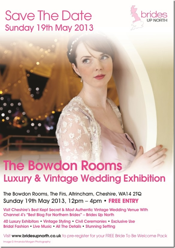 THE BOWDON ROOMS SPRING 2013