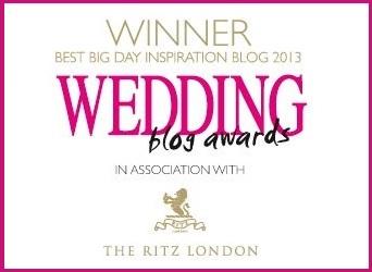 Best Big Day Inspiration Blog - Wedding Magazine - Wedding Blog Awards