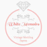 White Memoirs Vintage Wedding Fayres
