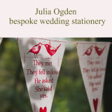 Julia Ogden Bespoke Wedding Stationery