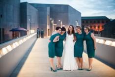 urban luxe wedding show @ the hepworth wakefield