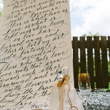 Calligraphy For Weddings - a styled bridal shoot (c) Vickerstaff Photography (30)