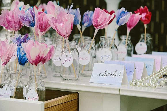 Calligraphy For Weddings - a styled bridal shoot (c) Vickerstaff Photography (4)