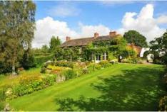 a secret garden party @ hilltop country house
