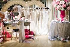 urban luxe wedding show @ holmes mill