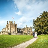 mori lee for an indie wedding at ripley castle wedding (c) James Tracey Photography (28)