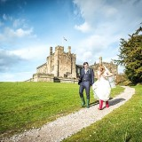 mori lee for an indie wedding at ripley castle wedding (c) James Tracey Photography (29)