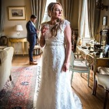 mori lee for an indie wedding at ripley castle wedding (c) James Tracey Photography (38)
