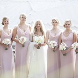 Phillipa Lepley for a pretty pink marquee wedding at home (c) Sean Elliott Photography (13)