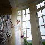 a styled bridal shoot at Denton Hall (c) Sugarbird Photography (35)