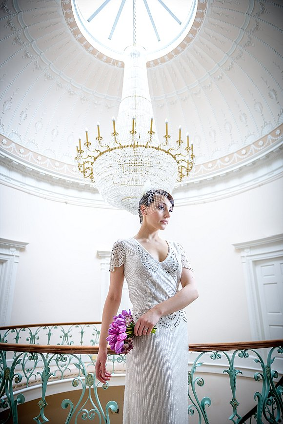 simple treasures. a styled bridal shoot at Denton Hall