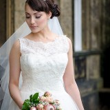 a styled bridal shoot at Denton Hall (c) Sugarbird Photography (44)